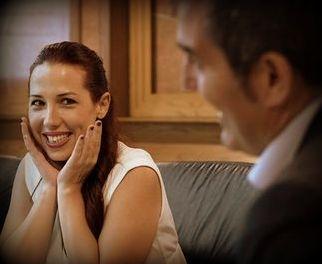 Patricia Hernández y Fernando Clavijo
