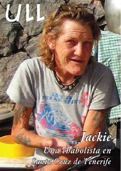 Portada de Jackie en Periodismo ULL