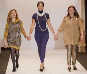 Desfile de anaesther en Jornadas Profesionales de la Moda