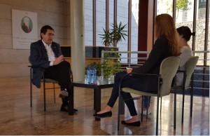 Periodismo ULL: entrevista a Antonio Martinón
