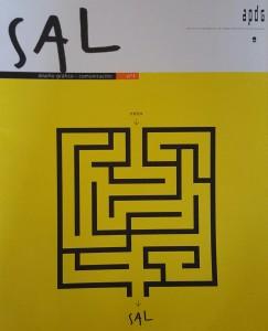 Revista Sal. Diseño gráfico y comunicación