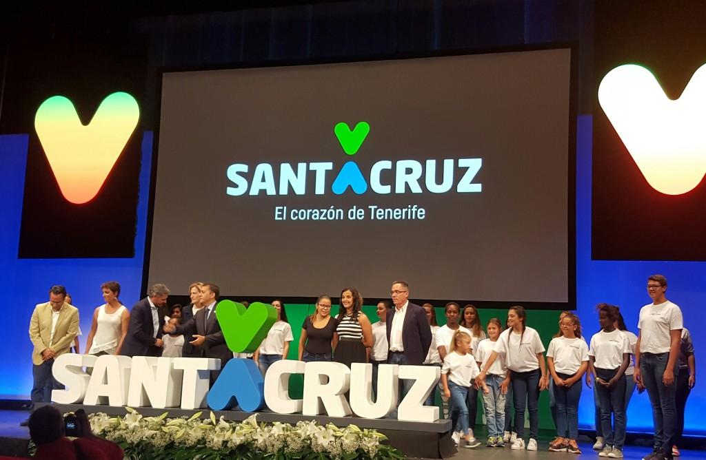 Presentación de la marca-ciudad de Santa Cruz de Tenerife